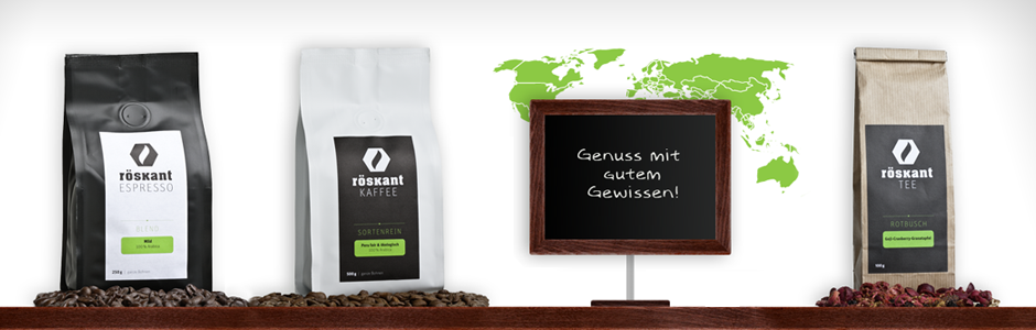 Kaffee und Tee von röskant